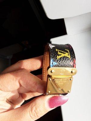 Louis Vuitton Multicolor Armband Monogram Gr.S