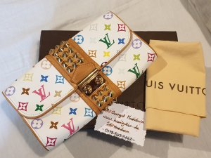 Louis Vuitton multicolor clutch