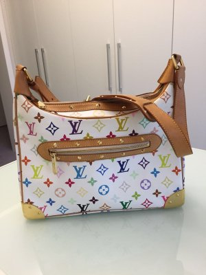 "Louis Vuitton Multicolor Monogram Canvas ""Bolougne"" Schultertasche"