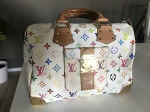 Louis Vuitton Multicolor Monogramm Speedy 30