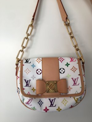 Louis Vuitton Minibolso blanco
