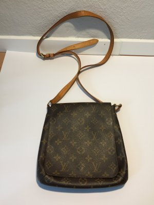 "Louis Vuitton ""Musette Salsa"" Monogram Canvas"
