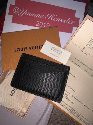 Louis Vuitton Neo Porte Cartes Kreditkartenetui Epi Leder