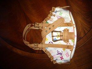 Louis Vuitton Mini Bag white