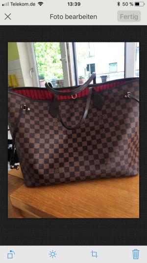 Louis Vuitton Never Full Tasche !