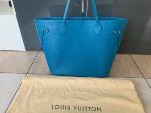 Louis Vuitton Bolsa de hombro azul