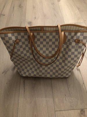 Louis Vuitton Sac fourre-tout gris clair-crème