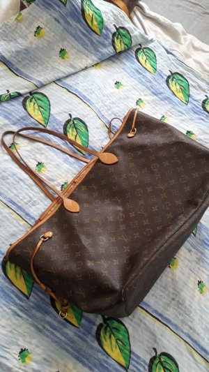 Louis Vuitton Carry Bag bronze-colored-brown