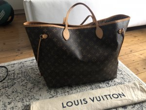 Louis Vuitton Neverfull GM Monogram Canvas Shopper Tasche
