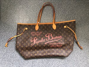 Louis Vuitton Neverfull GM Monogram Shopper Tasche