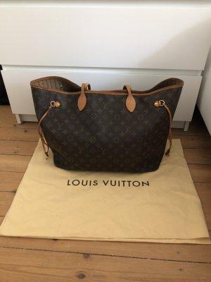 Louis Vuitton Neverfull GM Monogram Shopper Top