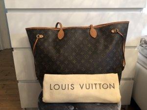 Louis Vuitton Neverfull GM Monogram Shopper Weekender Tasche