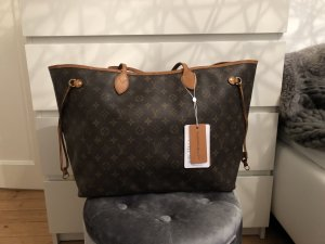 Louis Vuitton Neverfull GM Monogram Weekender Shopper