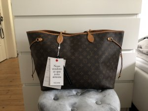Louis Vuitton Neverfull GM Monogram XL Shopper Luxus Top