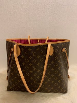 Louis Vuitton Neverfull GM Pivoine monogram canvas