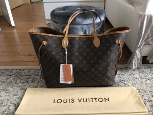 Louis Vuitton Neverfull GM Shopper Monogram Tasche Weekender Top