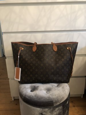 Louis Vuitton Neverfull GM Shopper Monogram XL Weekender