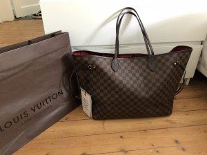 Louis Vuitton Neverfull GM Shopper Weekender Schultertasche XL Top