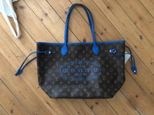 Louis Vuitton Neverfull Ikat Limitiert Shopper Tasche