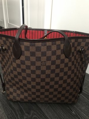 Louis Vuitton Carry Bag black brown
