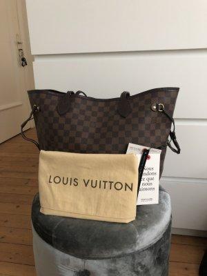 Louis Vuitton Neverfull MM Damier Shopper Tasche