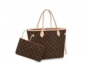 LOUIS VUITTON - Neverfull MM in Monogram Canvas
