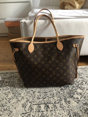 Louis Vuitton Neverfull MM Monogram Canvas Tasche Shopper
