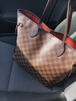 Louis Vuitton neverfull mm Original mit Datacode