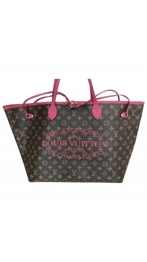 Louis Vuitton Neverfull Monogram Shopper GM Top Tasche