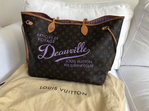 Louis Vuitton Neverfull Monogram Shopper Tasche Bag