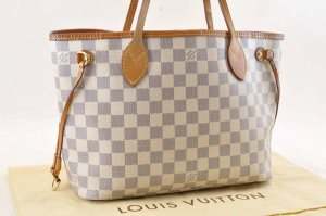 Louis Vuitton Bolso beige