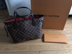 Louis Vuitton Neverfull PM Damier Ebene Shopper Tasche