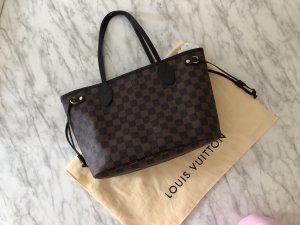 Louis Vuitton Neverfull PM Damier Shopper Tasche Top