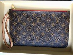 "Louis Vuitton ""Neverfull Pochette Monogram Canvas"""