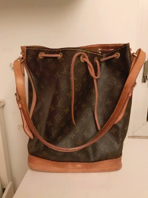 Louis Vuitton Borsellino marrone chiaro-marrone