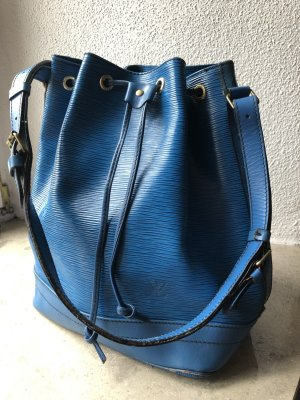 LOUIS VUITTON Noe BAG Epi Leder in Blau