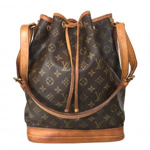 LOUIS VUITTON NOE GM SCHULTERTASCHE AUS MONOGRAM CANVAS