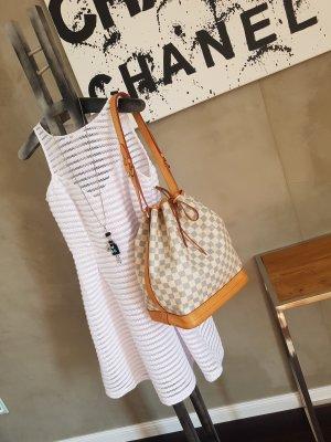 Louis Vuitton Noe Grande Damier Azur 100% Original