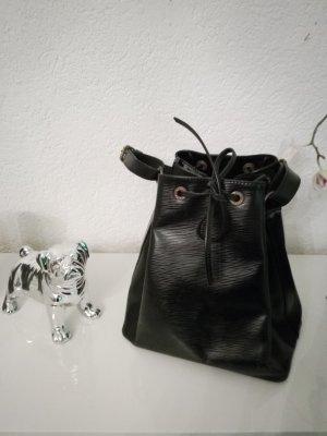 Louis Vuitton Noe Petit Epi Schwarz 100% Original