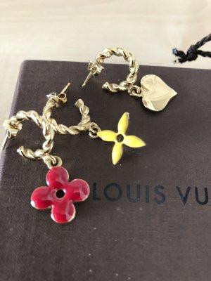 Louis Vuitton Pendant d'oreille multicolore