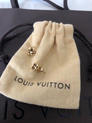 Louis Vuitton Ear stud gold-colored