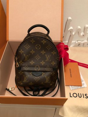 Louis Vuitton Palm Springs Mini Monogram Neu