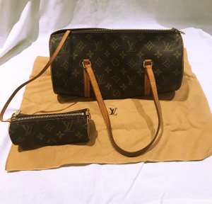 Louis Vuitton Handbag light brown-brown