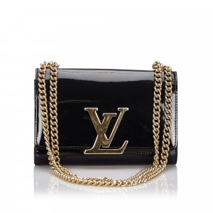 Louis Vuitton Patent Leather Louise MM