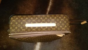 Louis Vuitton Luggage brown