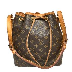 Louis Vuitton Petit Noe PM Handtasche Tasche aus Monogram Canvas
