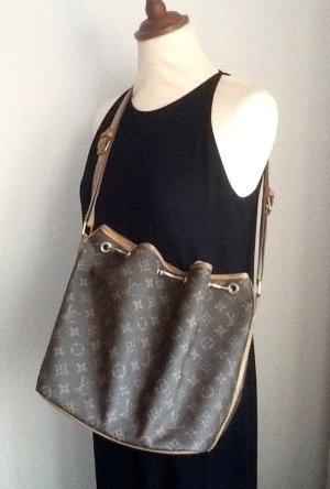 Louis Vuitton Bolso gris-color bronce