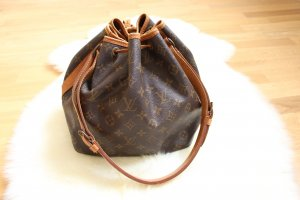Louis Vuitton Petit Sac Noe in Monogram Canvas