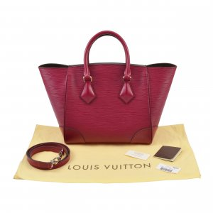 Louis Vuitton Phenix PM Epi Leder Handtasche @mylovelyboutique.com