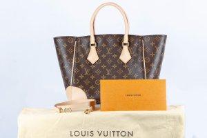 Louis Vuitton Bolso marrón-beige
